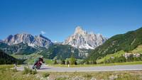 Österreich-Italien-Schweiz: Alpen