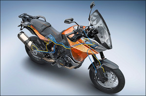 KTM 1190 Adventure mit MSC