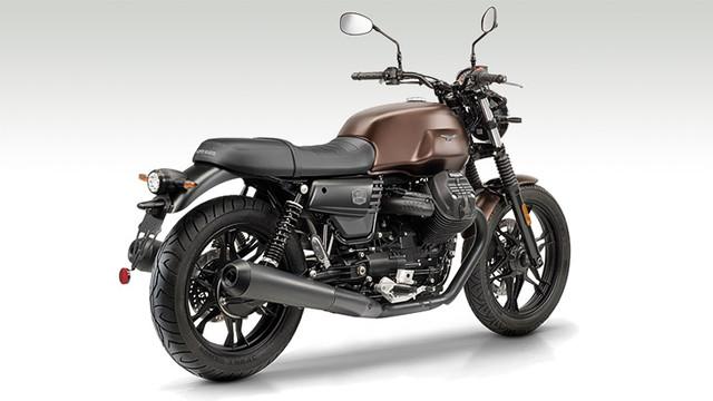 Moto Guzzi V7 III Stone »Night Pack«