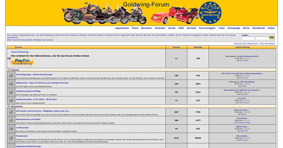 Motorradforum | goldwing-forum.de