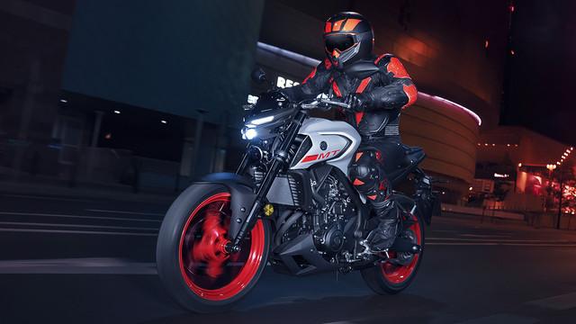 Yamaha MT-03, Modell 2020