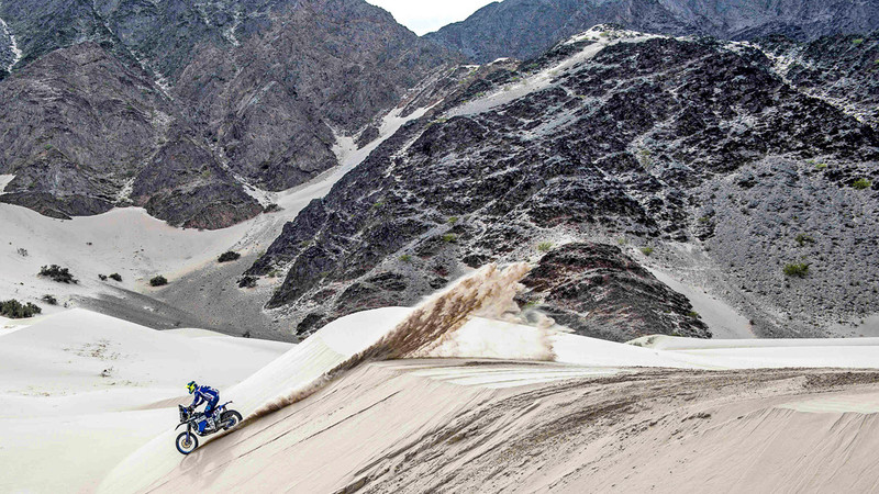 Rally Dakar 2018 startet in Lima