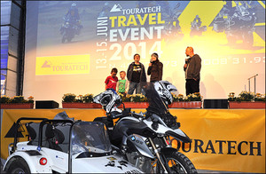 Preview: Touratech Travel Event 2015