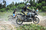 Touratech Travel Event 2014 | Enduro-Parcours