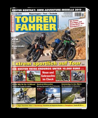 TOURENFAHRER Ausgabe 0219
