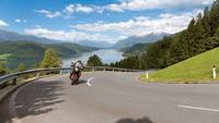 Österreich / Italien:  Mit dem Motorrad nach Venedig