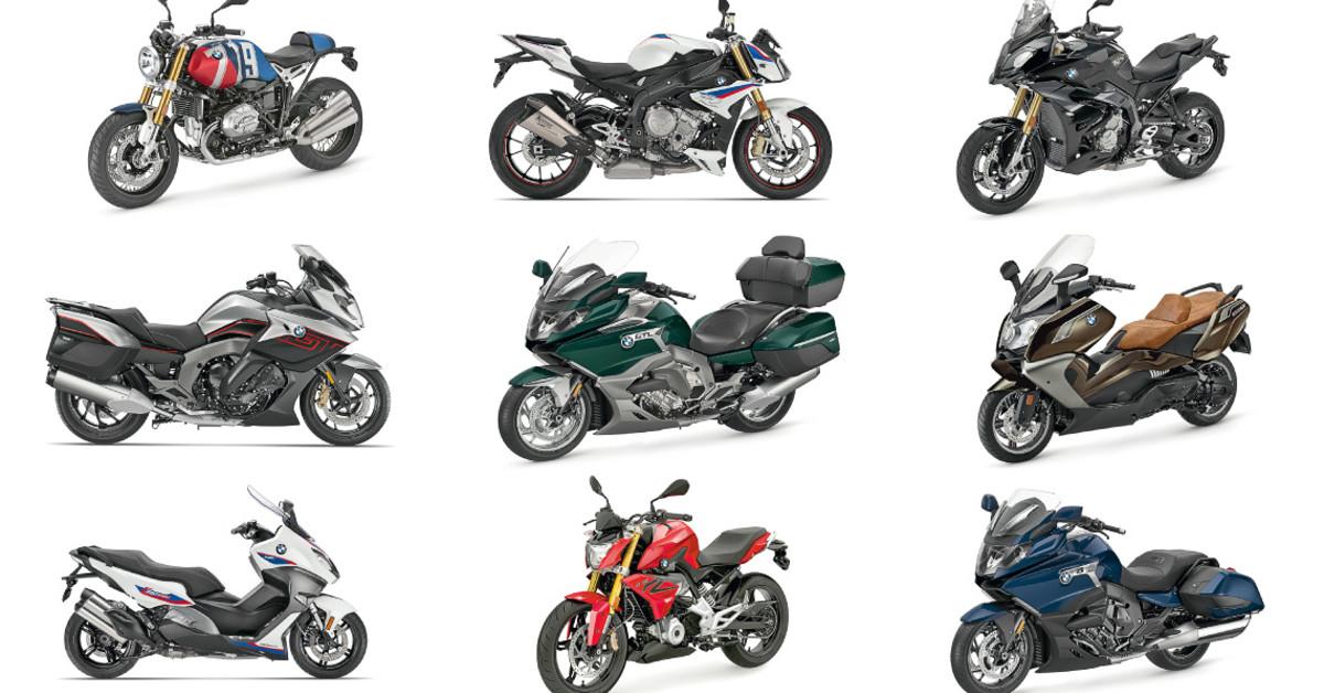 Bmw Motorrad Modelle 2019 Tourenfahrer