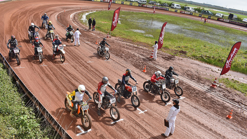 Indian Motorcycle European Flat Track Championship 2019 | Lelystad