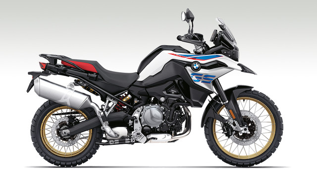 BMW Motorrad Modellpflege 2020 | F 850 GS