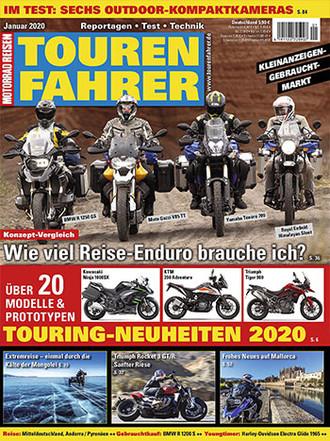 TOURENFAHRER Ausgabe Januar 2020