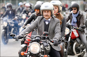 Preview Distinguished Gentleman's Ride 2016