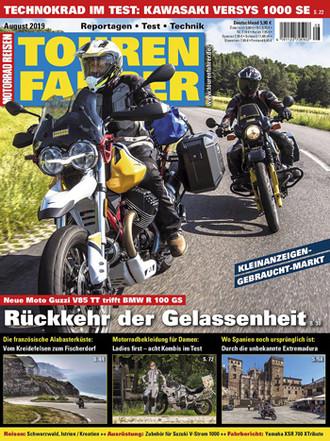 TOURENFAHRER Ausgabe August 2019