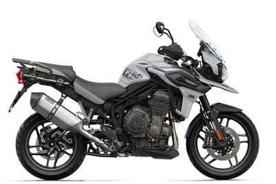 Triumph Tiger Alpine Edition