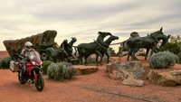 USA: Santa Fe Trail