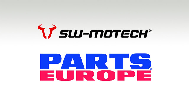 Parts Europe vertreibt SW-Motech-Produkte