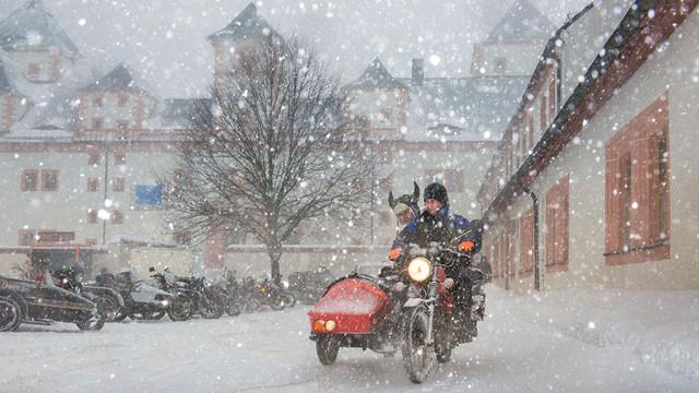 Motorrad-Wintertreffen auf Schloss Augustusburg 2020 Vorschau