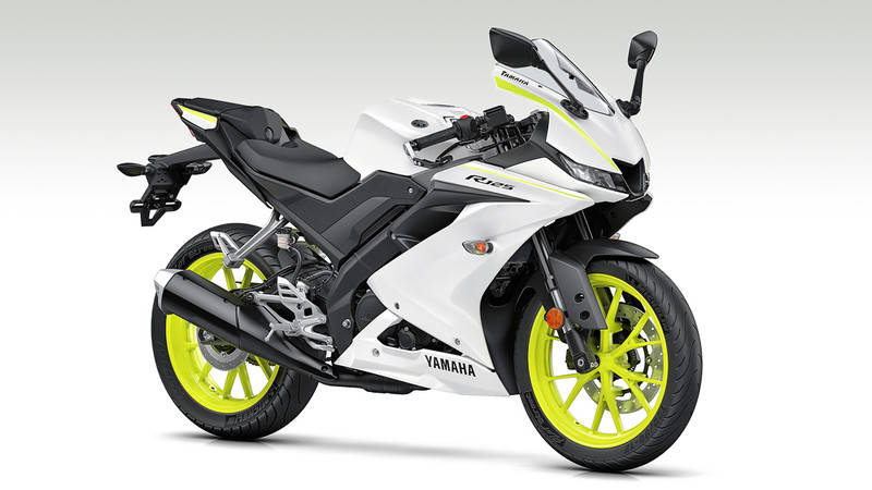 yamaha yzf r125 tourenfahrer. Black Bedroom Furniture Sets. Home Design Ideas