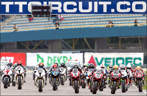 Superbike IDM 2014, Lauf in Assen
