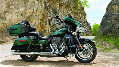 Harley-Davidson Electra Glide Ultra Limited Low 2015
