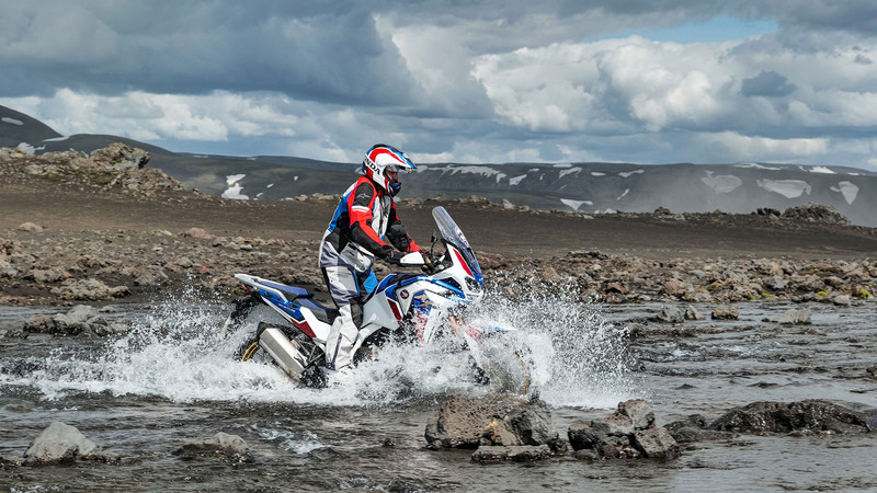 Honda Adventure Roads Tour 2021 Island