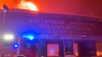 Motorradmuseum am Timmelsjoch abgebrannt