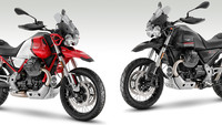 Moto Guzzi V85 TT, Modell 2021