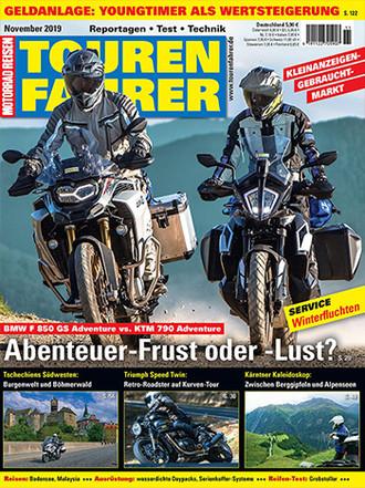 TOURENFAHRER Ausgabe November 2019