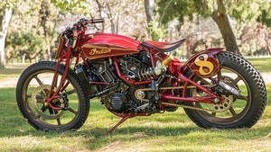 Indian Scout by Roland Sands