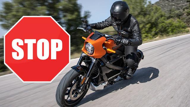 Harley stoppt Produktion der LiveWire