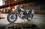 Yamaha Yard Built SR 400 by Wrenchmonkees