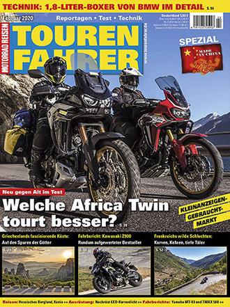 TOURENFAHRER Ausgabe Februar 2020
