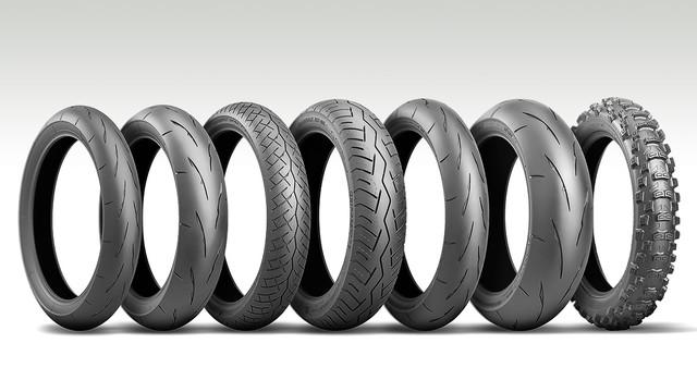 Neue Bridgestone Motorradreifen für die Saison 2020