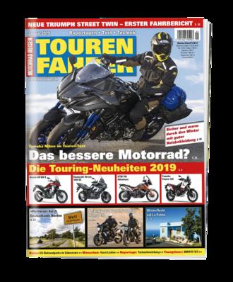 TOURENFAHRER Ausgabe 0119