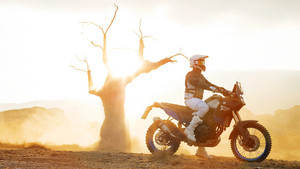Yamaha Ténéré 700 »World Raid« Tour