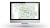 Navigationssoftware QuoVadis X