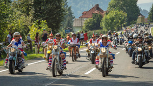 European Bike Week Faak 2016