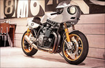 Yamaha Yard Built XJR 1300 by Deus