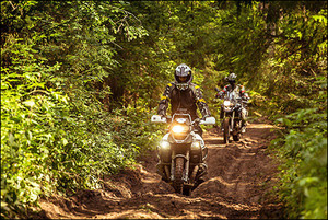 BMW Motorrad International GS Trophy 2016