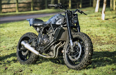 Yamaha XSR 700 Soil Scorpion