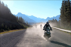 BMW GS Trophy 2014 in Kanada