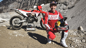 GasGas mit Michael Walkner in der Hard Enduro Weltmeisterschaft