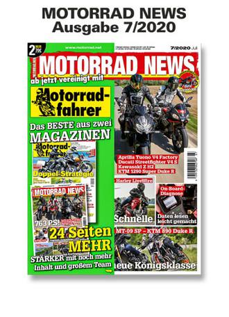 Motorrad News Juli 2020