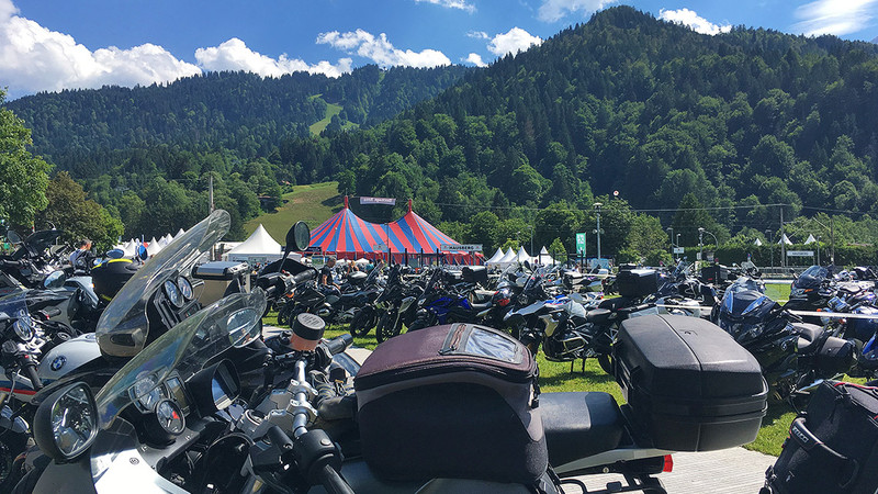 Review Bmw Motorrad Days 2019 Tourenfahrer