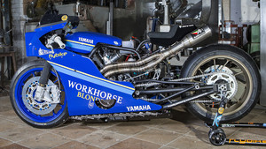 Yamaha XSR700 Workhorse Speed Shop
