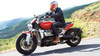 Fahrbericht: Triumph Rocket 3 GT/R