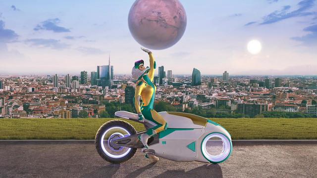 Motorradmesse EICMA 2019 in Mailand