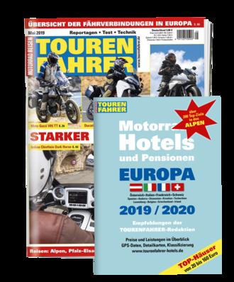 TOURENFAHRER Ausgabe Mai 2019