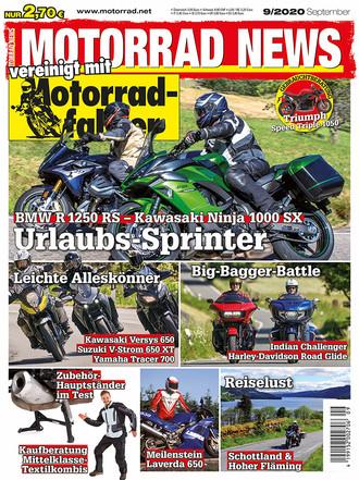 MOTORRAD NEWS 9/2020