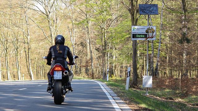 Region Nationalpark Eifel gegen Motorradlärm