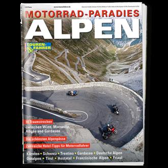 SH Motorrad-Paradies Alpen 2018